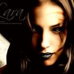 Wallaper Lara (2) - 1024x768 Pixel