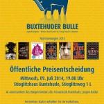 """""""Das Labyrinth erwacht"""" ist für den """"Buxtehuder Bullen"""" nominiert"""