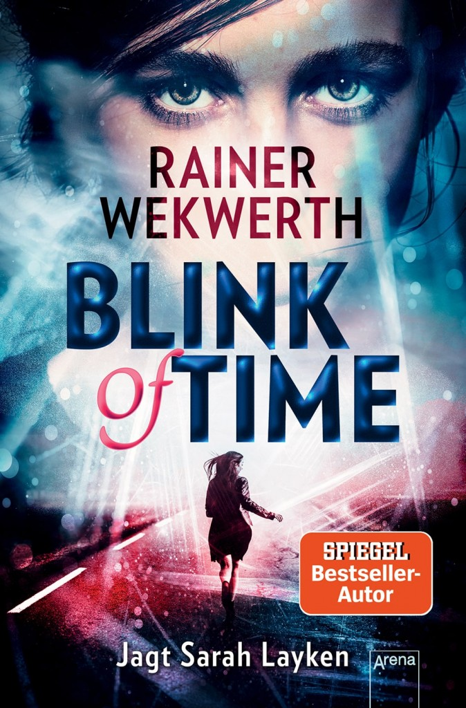 rainer-wekwerth-blink-of-time-taschenbuch-cover